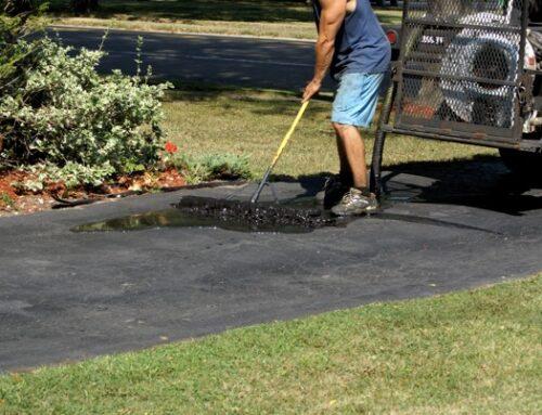 DIY: How to Repair Hole in Asphalt Driveway