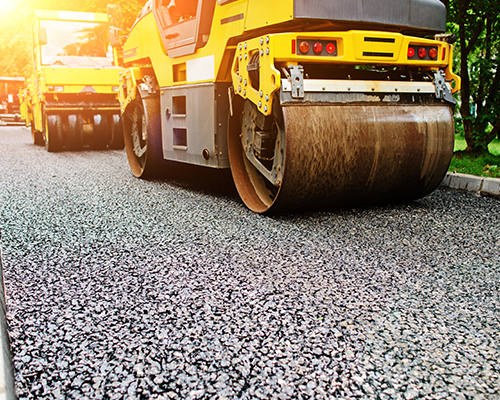 Pacific Coast Paving Company do municipal paving project in lower mainland area as well